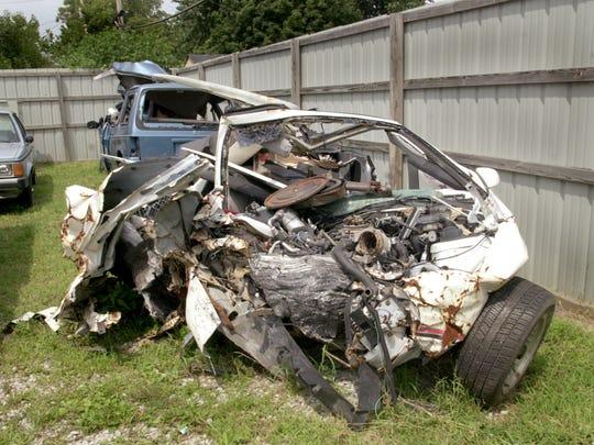 Retro Indy: Judy Kirby, wrong-way driver kills seven