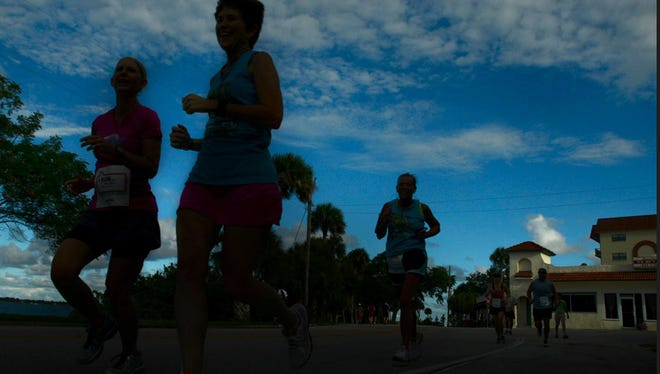 There are plenty of active options for the fitness focused in and around Brevard County this weekend.