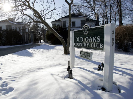 Old Oaks Country Club in Purchase and the now-defunct