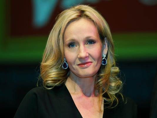 AP Britain JK Rowling
