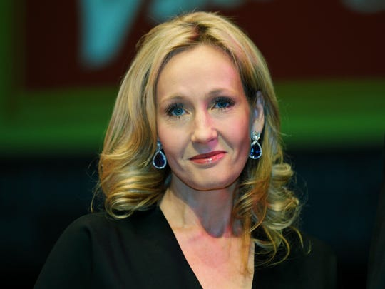 British author J.K. Rowling, shown in 2012,  says she opposes independence for Scotland.