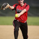 Sarah Alley, shown during her days at Milford, aims to push Ashland deeper into the postseason in her final season.