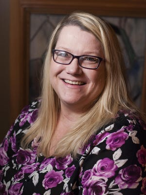 """Tobi Magruder runs Great Falls' Marriage Encounter with her husband, Kris. The retreat, Magruder says, is for marriages """"in crisis and ones that are doing really well. I think people get used to things just being OK and marriage isn't supposed to just be OK."""""""