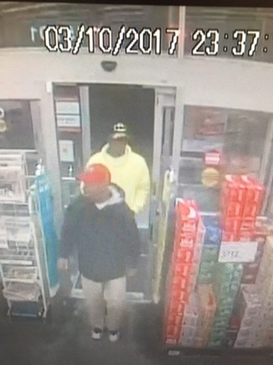 Falls Armed Robbery Suspects