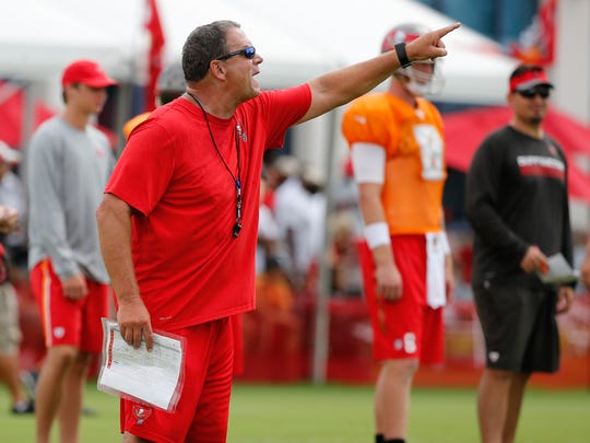 NFL: Tampa Bay Buccaneers-Training Camp