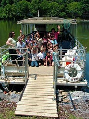 The group trips on Blue Heron Cruises are for all ages.