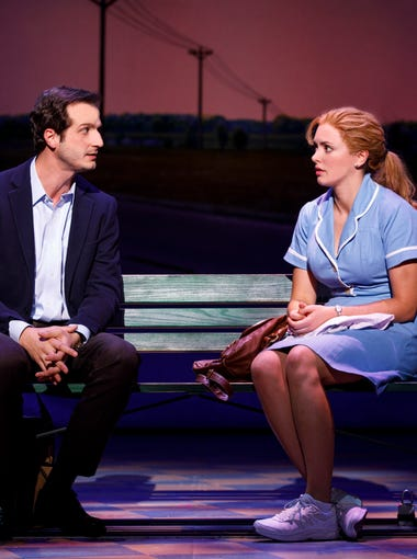 """Waitress"" runs Oct. 2-7, 2018, as part of ASU Gammage's Broadway Across America season."