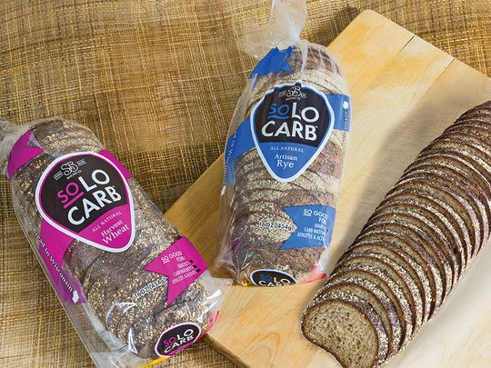 StoneBank Baking Co. makes low-carb bread for people