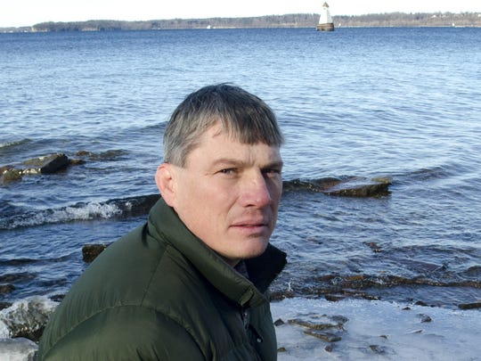 Mike Winslow, staff scientist at Burlington-based nonprofit Lake Champlain Committee.
