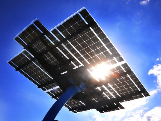Solar power at the port