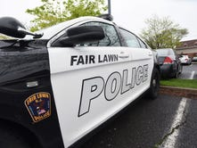 Fight over parking leads to assault charge, and cop-car crash