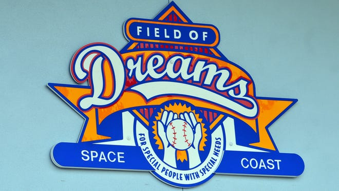 The Space Coast Field of Dreams is scheduled to open Jan. 5.