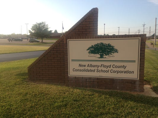 New Albany-Floyd County Schools