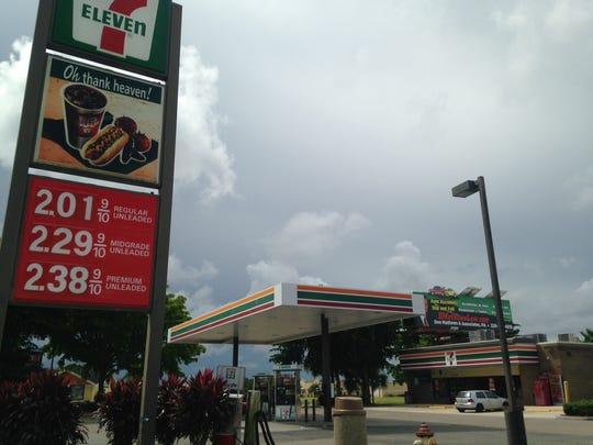 Scene of Fort Myers shooting