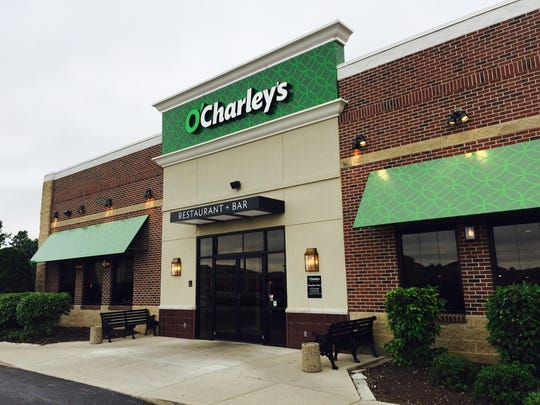 Get free pie with the purchase of any entree at O'Charley's every Wednesday.