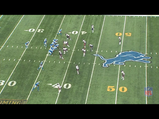 Screen grab from NFL Game Pass