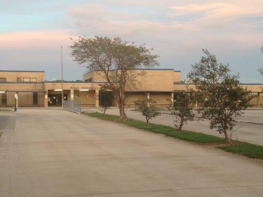 Ridge Elementary School.