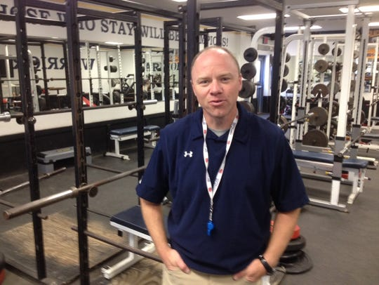Coach Johnson discusses advantages of more weight training