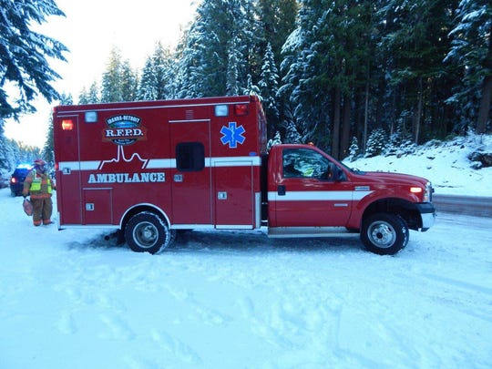 Idanha Detroit Rural Fire Protection District personnel kept busy with multiple crashes during a busy Thanksgiving week and weekend.