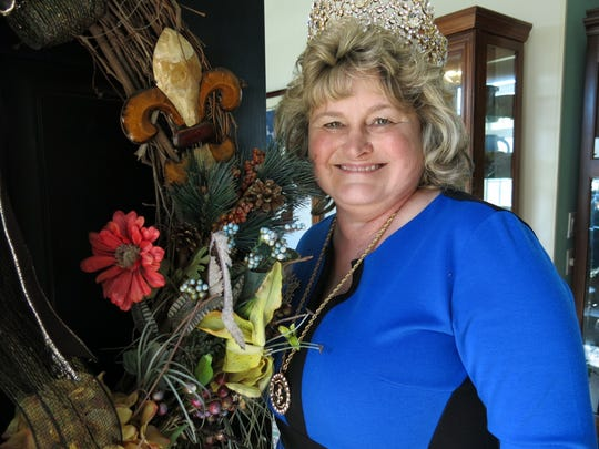 Queen de les Femmes Mystique XVII Kathie Smith at Royal