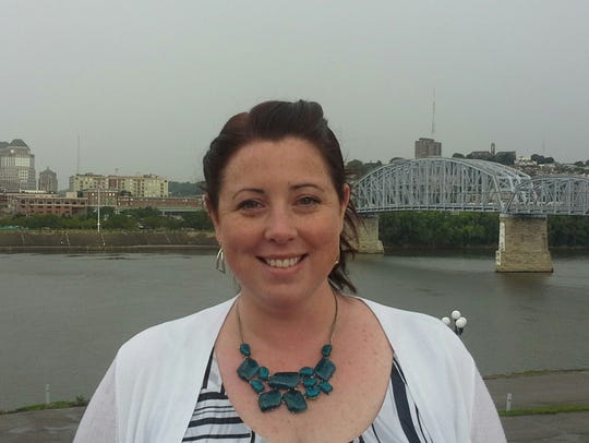Cincinnati Tea Party leader Ann Becker