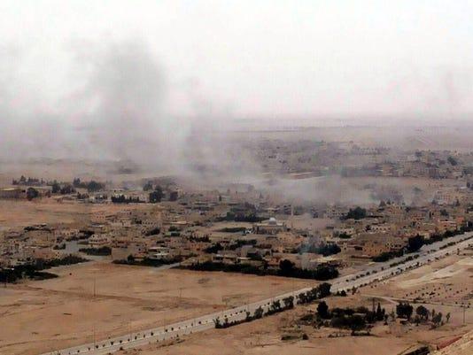 EPA SYRIA WAR WAR WAR SYR