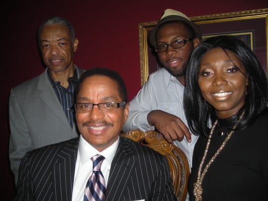 Robert Jackson, Marlon Jackson, Shaquille Johnson,