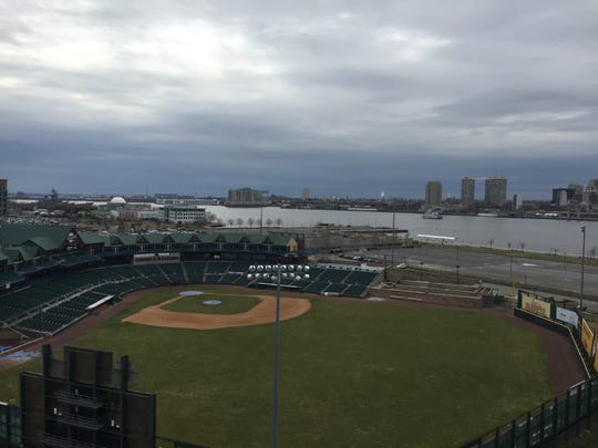 Campbell's Field is seeking a pro ball team after the departure of the Camden Riversharks.