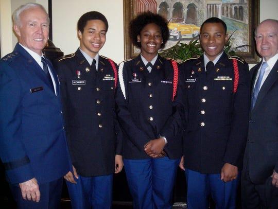 Former Shreveporter U.S. Air Force Lt. Gen. Tome Walters