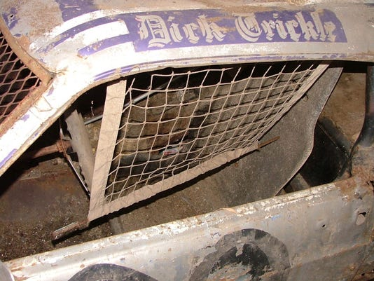 Dick Trickle's Purple Knight