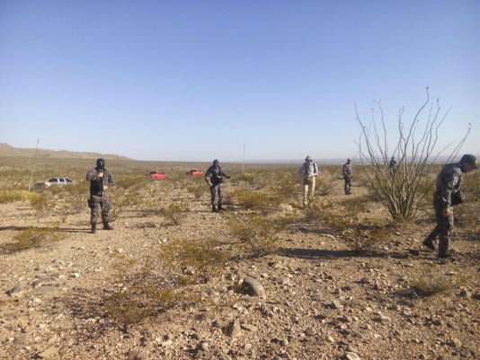 Valley of Juarez search