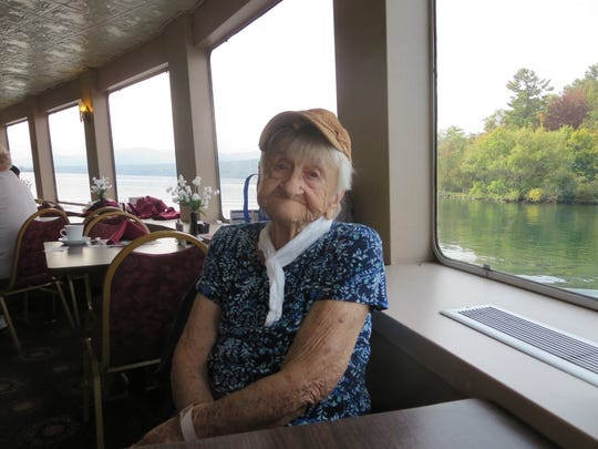Esther Sara Silverman, who went by Essie later in life, enjoyed boat cruises.