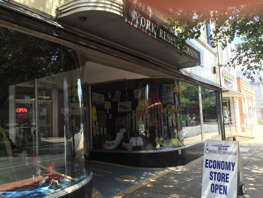 The York Rescue Mission Economy Store