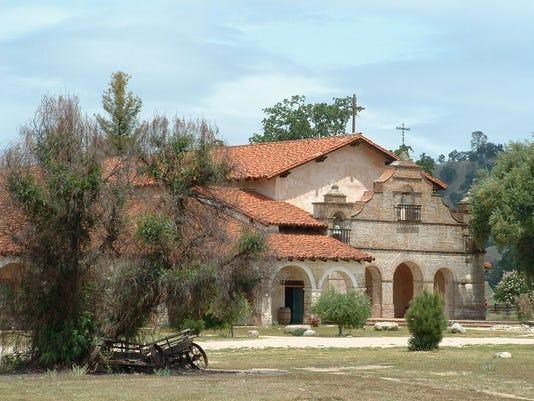 Mission San Antonio