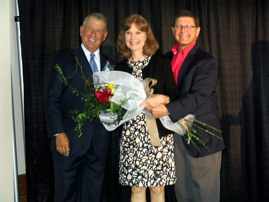 Red River Bank's Harold Turner, Most Influential Woman