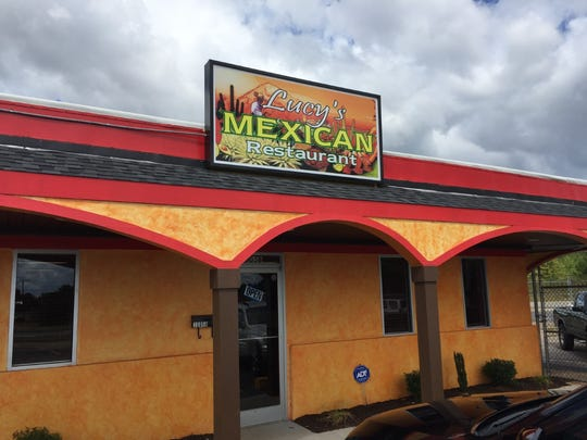 Lucy's Mexican Restaurant is the newest Mexican eatery