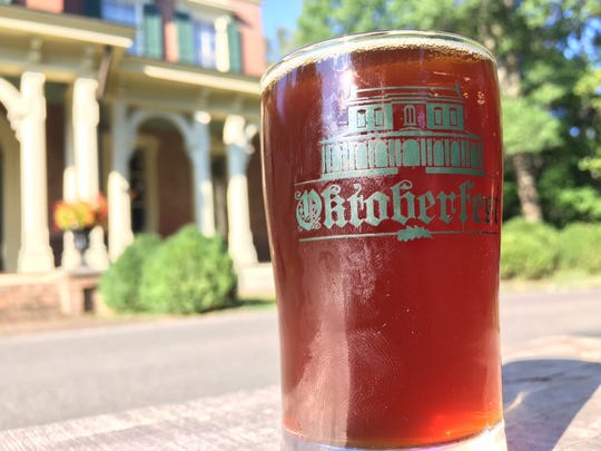 Oktoberfest at Oaklands is Sept. 23.