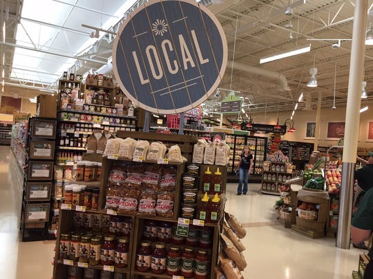 Lowes Foods features products from a range of local producers, from hot sauces and honey to chocolates, granola and seasonings.