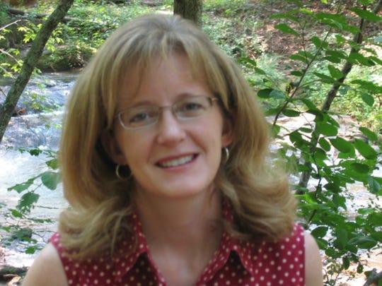 "Storyteller Lisa Eister will tell her eerie story ""The Quilt"" on Oct. 18. Eister is the founder of Clemson Area StoryTellers."