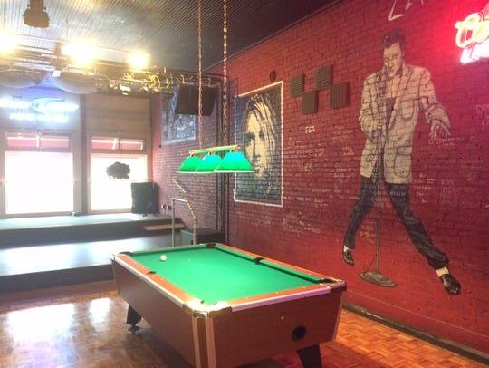 Ziggy's Corner Pub, 213 S. Main St., has re-opened