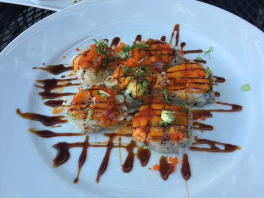 A new sushi restaurant may open in downtown Anderson