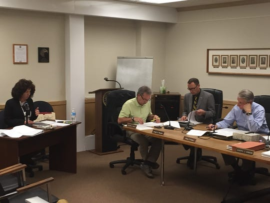 Lebanon Mayor Sherry Capello delivers her 2017 budget