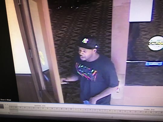 Sparks police are looking for a man that allegedly stole medication.