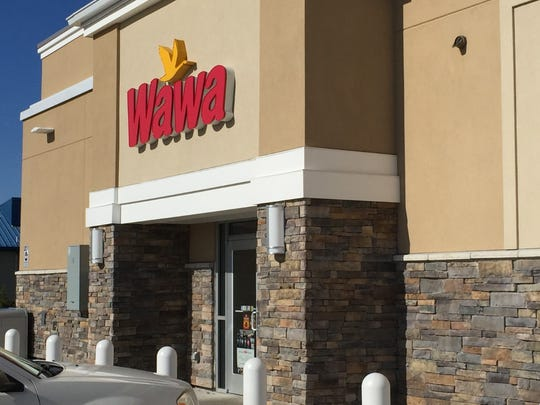 This Wawa at Route 38 and Lenola Road is one of the chain's three stores in Maple Shade.
