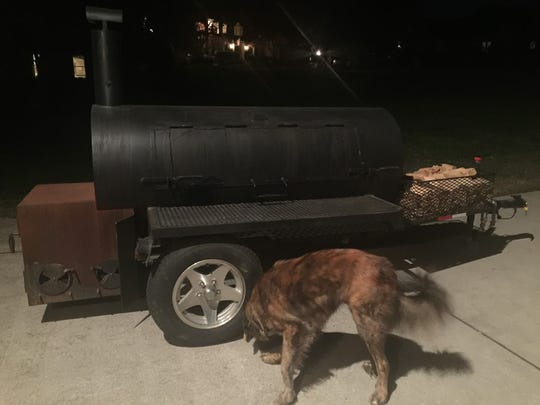 Tennessee wide receiver Josh Smith and his family are hosting Tennessee players at their Knoxville home for Thanksgiving on Thursday. They will be smoking meat to feed the 10 to 12 players.
