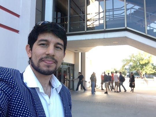 Mojtaba Noor is a business student at New Mexico State
