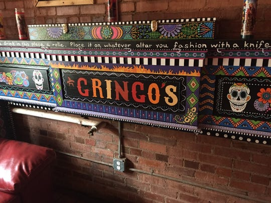 Visit Gringo's for lunch, happy hour, dinner or late snacks.