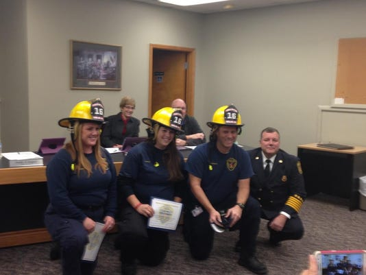 MTO new highland firefighters