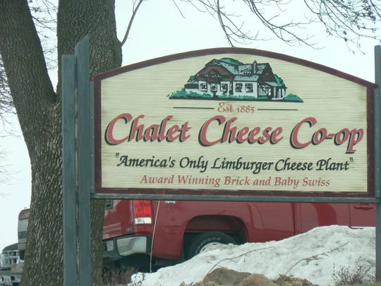 The one and only Limburger plant
