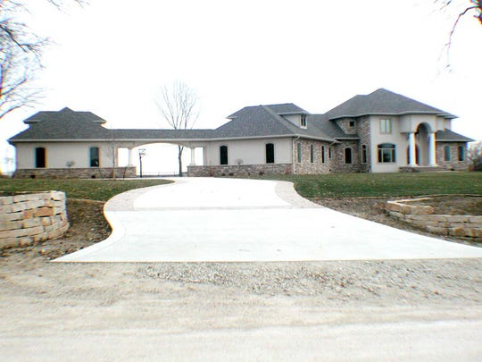 This West Des Moines home sold for $1.175 million in